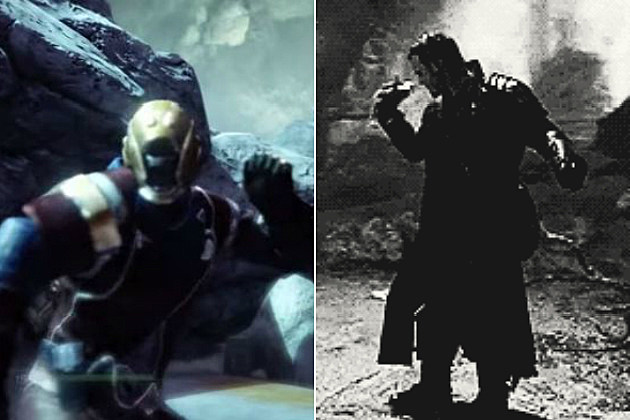 Destiny Dance Gif: 'Guardians Of The Galaxy' Opening Sequence Done On Destiny