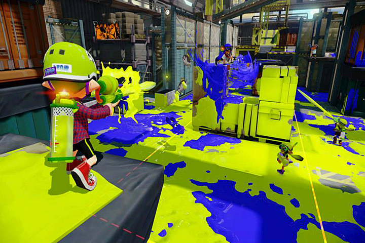 Official Nintendo Consoles Music Thread (Thanks for Listening!) - Page 39 Splatoon