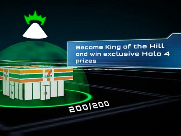 Halo: King of the Hill Fueled By Mountain Dew
