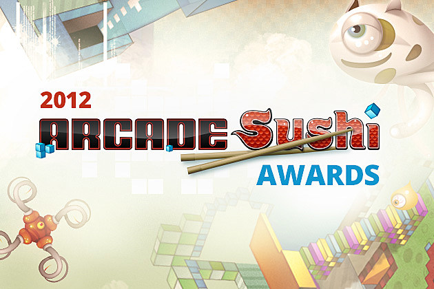 Arcade Sushi iOS Awards