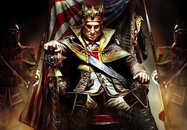Assassins Creed 3 Tyranny of King Washington