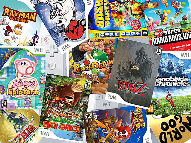 Good Wii U Games : Best wii games