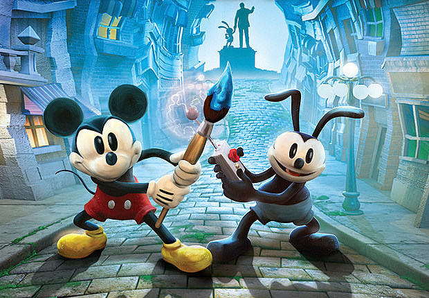 Disney Epic Mickey 2 Vita