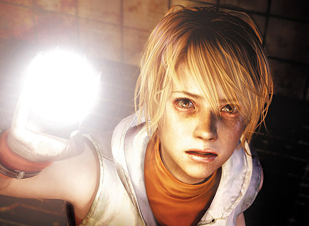 Heather Silent Hill