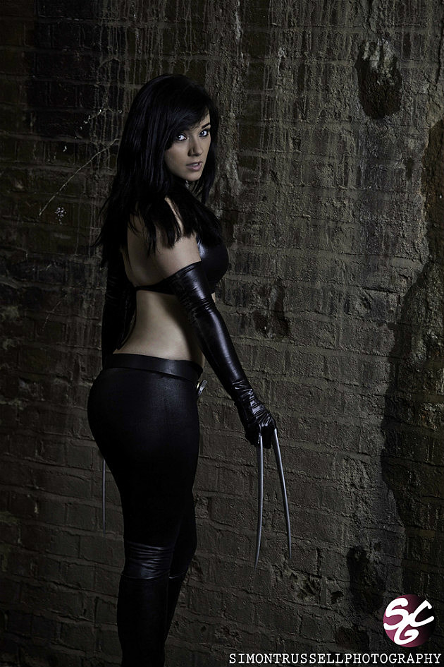 Want your Cospla...X 23 Marvel Cosplay