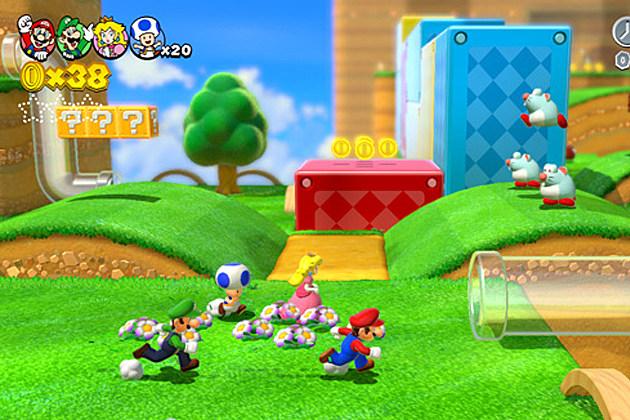 Wii U Games 2013 : Best wii u games of