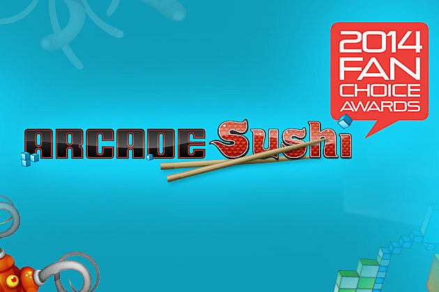 Arcade Sushi Fan Choice