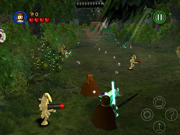 LEGO Star Wars: The Complete Saga Review