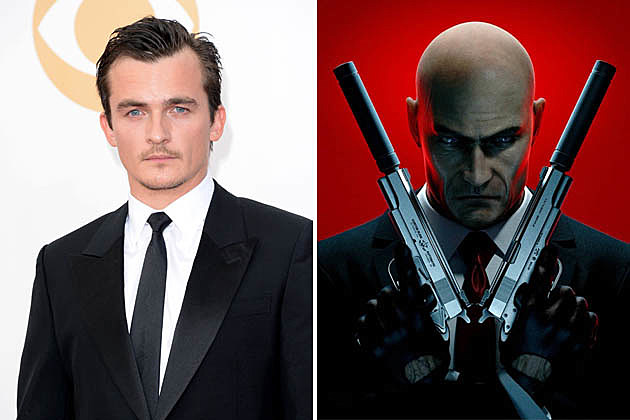 Rupert Friend Hitman