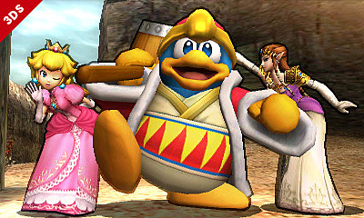 King Dedede Super Smash Bros