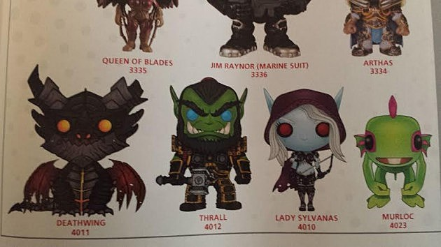 Funko Pop World of Warcraft