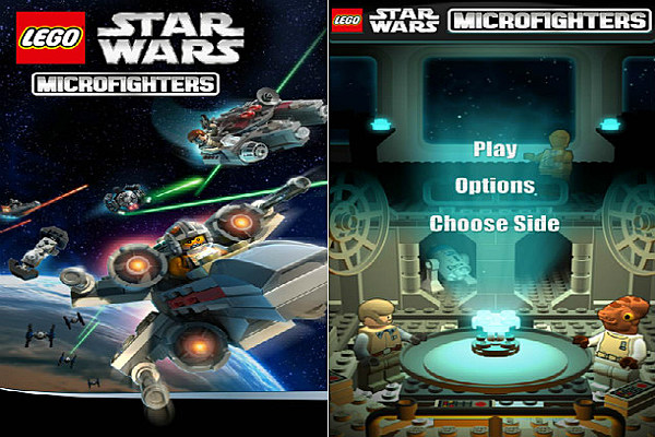 Lego star wars microfighters review - Croiseur star wars lego ...