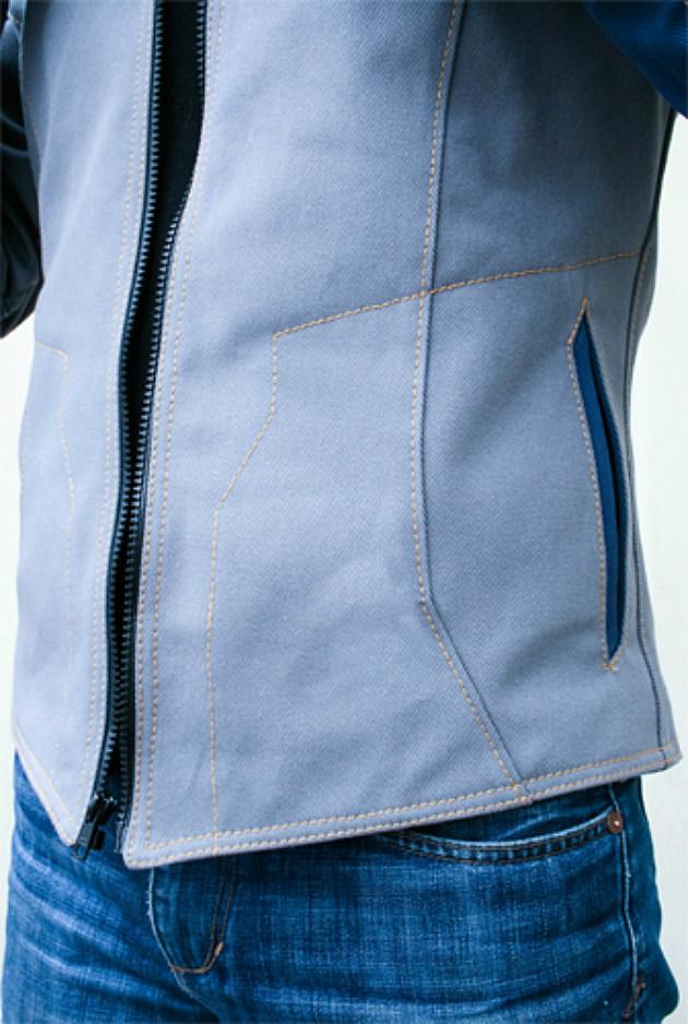 Mega Man Jacket