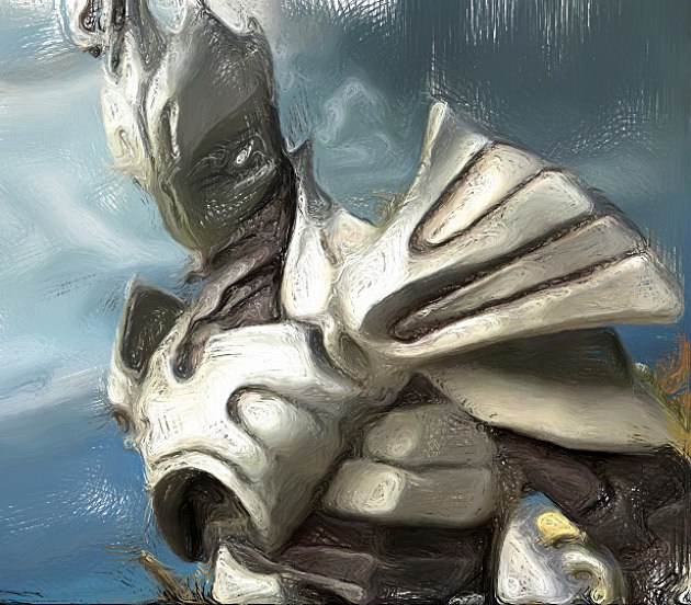 Infinity Blade God King by TrueNights