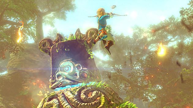 Zelda U